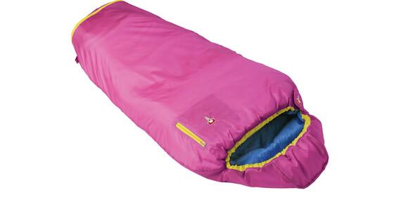 Grüezi-Bag Colorful Slaapzak Kinderen roze
